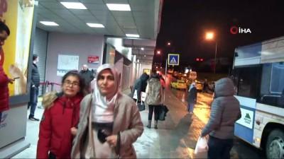 teknik ariza -  Marmaray'da teknik arıza: Seferler gecikmeli yapılıyor
