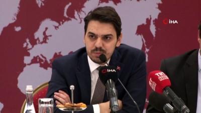"""""""YTB Türkiye Stajları""""  programının katılımcıları sertifikalarını aldı"""
