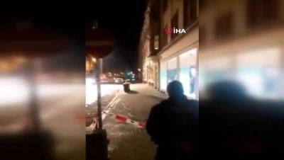 - Almanya'da Afd Bürosuna Saldırı
