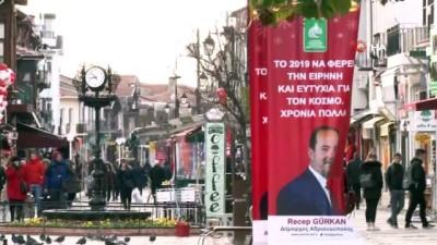 CHP'li Belediye Başkanı Gürkan'a 'Yunan afiş' tepkisi