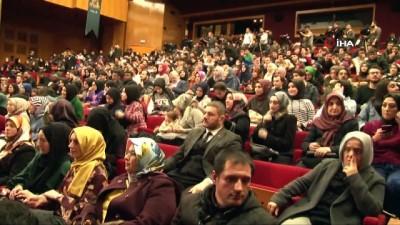 imam hatip okullari -  Meclis Başkanı Binali Yıldırım Ödül törenine katıldı
