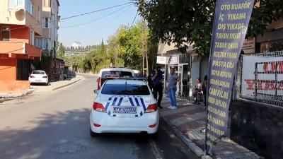 park kavgasi - Kartal'da silahlı kavga: 1 yaralı - İSTANBUL