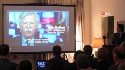 - Barış Pınarı Harekatı, Los Angeles'ta anlatıldı