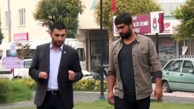 ozel kuvvet -  El-Bab gazisinden 'Barış Pınarı' çağrısı