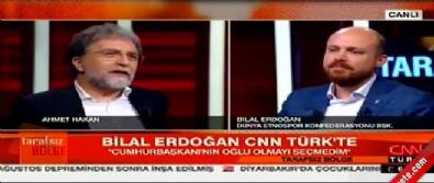 Bilal Erdoğan, siyasete girmek istemediğini söyledi