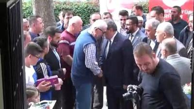 Destici: 'Mutabakat metni Türkiye'nin kazanımıdır' - ÇORUM