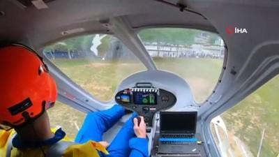 hava taksi -  - Sinpagur Semalarında Uçan Taksi