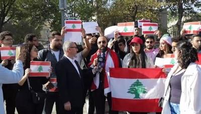 Lübnan'daki hükümet karşıtı gösteriler - İSTANBUL