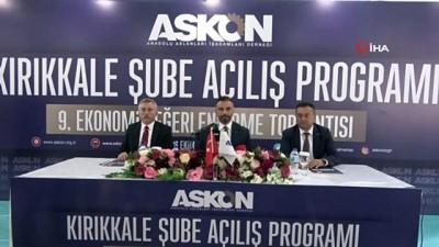 ASKON Genel Başkanı Aydın: 'Faizlerin düşmesi ile enflasyonun da düştüğünü görüyoruz'
