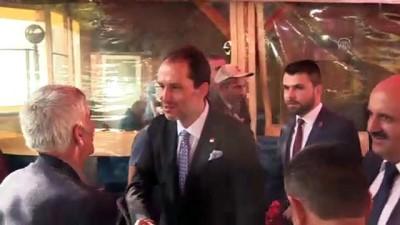 komur yardimi - Erbakan: 'Milletin yüzünü Yeniden Refah ile güldüreceğiz' - ÇANKIRI
