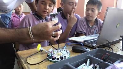 Öğrenciler '1010 Kaşif Projesi' ile geleceği kodluyor - TOKAT