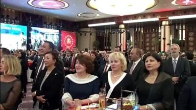 cumhuriyet bayrami - Cumhurbaşkanı Erdoğan: '(Doğu Akdeniz) Bu topraklarda, denizlerde bizim haklarımız var' - ANKARA