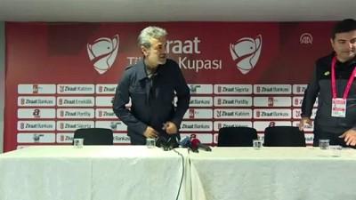 Eyüpspor-İttifak Holding Konyaspor maçının ardından - Aykut Kocaman - İSTANBUL