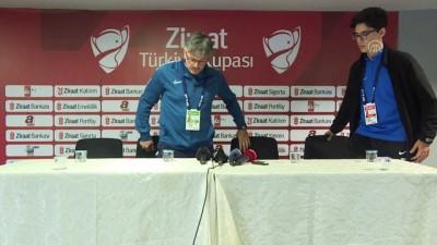 Eyüpspor-İttifak Holding Konyaspor maçının ardından - Bilal Şar - İSTANBUL