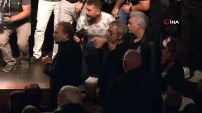 komedyen -  Tarık Ünlüoğlu için Mecidiyeköy Büyük Sahne'de tören düzenlendi