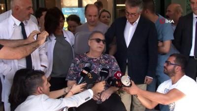 Yoğun bakıma kaldırılan Mehmet Ali Erbil'nin kız kardeşinden açıklama