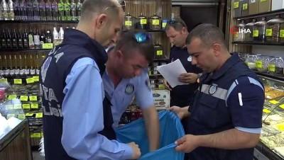 enerji icecegi -  İzmir'de 'ölüm macunu' operasyonu