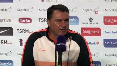 """Mustafa Kaplan: """"Oynadığımız oyunun karşılığı 1 puan olmamalıydı"""""""