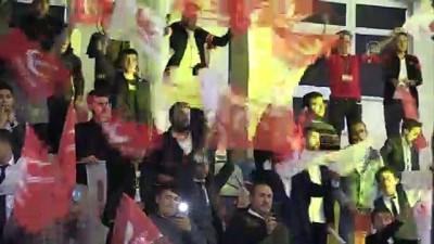 milli gorus - Yeniden Refah Partisi Erzurum 1. Olağan Kongresi