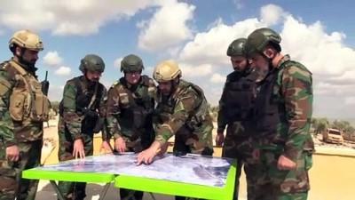 ozel kuvvet - Suriye Milli Ordusu, Fırat'ın doğusu için hazır - AFRİN