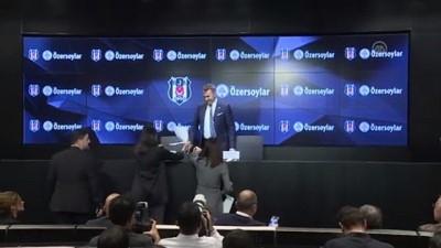 basketbol takimi - Beşiktaş'ın basketbol takımına yeni destek - İSTANBUL