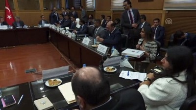 disisleri bakanlari - Türkiye-Kuveyt İşbirliği Ortak Komitesi hazırlık toplantısı (1) - ANKARA