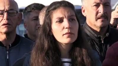 Baba kız akrobasi pilotlarından Ata'ya 'saygı uçuşu' - ESKİŞEHİR
