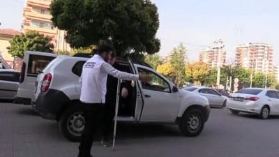 goz ameliyati - Esed rejiminin sakat bıraktığı Muhammed hayaline Türkiye'de kavuştu - ŞANLIURFA