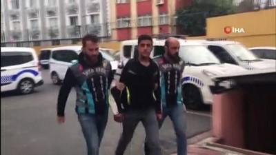 İstanbul'da doğum gününde terör estiren magandalara ceza yağdı