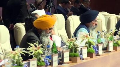saldirganlik - Dünya Dini Liderleri 2. Bakü Zirvesi sona erdi - BAKÜ