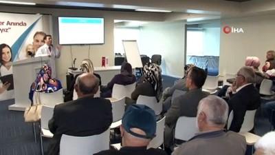 Medova Hastanesi'nde diyabet etkinliği