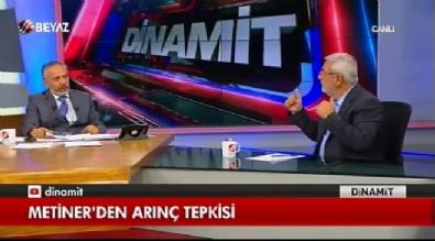 Mehmet Metiner'den dikkat çeken sözler