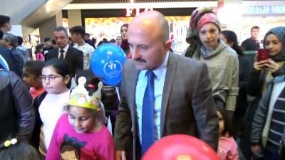Çocuk Hakları Günü'nü geleneksel oyunlarla kutladılar - AMASYA