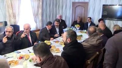 Türkiye'nin Bakü Büyükelçiliğinden Ahıska Türklerine sağlık ve gıda yardımı - BAKÜ
