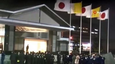 - Yıllar Sonra Bir İlk - Papa Francis Japonya'da
