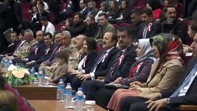 aday ogretmen - Vali ve Belediye Başkanı, öğretmen korosuyla şarkı söyledi - ŞIRNAK