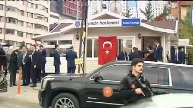 recep tayyip erdogan - Cumhurbaşkanı Erdoğan, taksi durağında çay içti