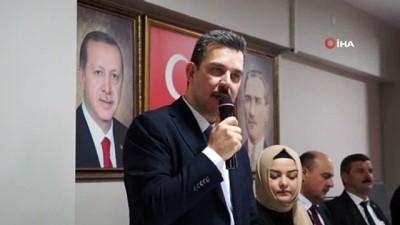 """etnik koken -  Bursa Milletvekili Mustafa Esgin: """"Sahillere vuran bebek ölümlerinin sorumlusu Avrupa'dır"""""""