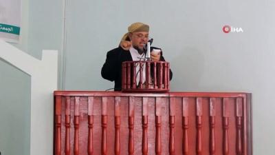 yeni cami -  - Yemen'de yeni cami açıldı