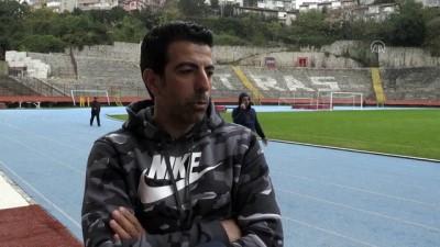 milli atletler - Geleceğin milli atletleri 'Stad Atletik'te yetişecek - ZONGULDAK