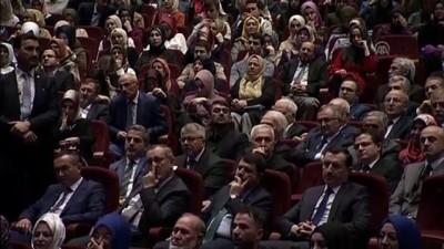 AÜ İlahiyat Fakültesi 70'inci Yıl Kutlama Töreni - ANKARA