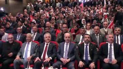 """etnik koken -  AK Parti Genel Başkan Vekili Kurtulmuş: """"Suriye'de kendi İHA'larımızla operasyon yaptık"""""""
