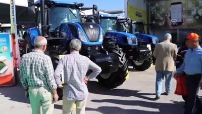 yakit tuketimi - Traktör satışına faiz indirimi dopingi - ADANA