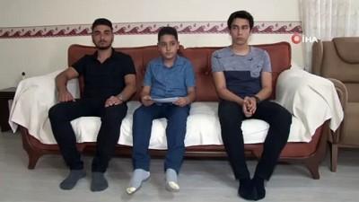 il jandarma komutanligi -  Şehit polis çocuklarından asker ve polise mektup