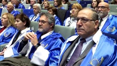 Almanya'nın eski Cumhurbaşkanı Wulff'a Okan Üniversitesinden fahri doktora - İSTANBUL