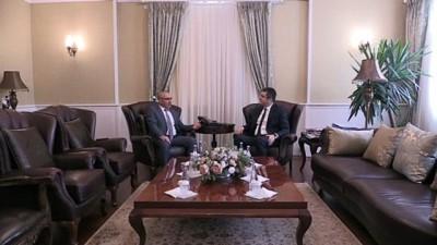 petrol rafinerisi - Vali Memiş: 'Erzurum'da petrol rafinerisiyle ilgili birtakım girişimlerimiz olacak'- ERZURUM