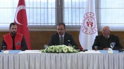milli atletler - Kasapoğlu: 'Ülkemiz spor noktasında büyük bir açılımı gerçekleştirdi' - ANKARA