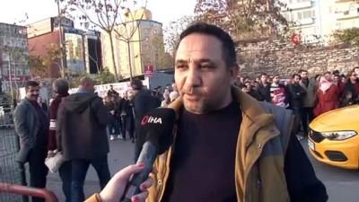 teknik ariza -  Aksaray- Yenikapı arasında metro raydan çıktı iddiası