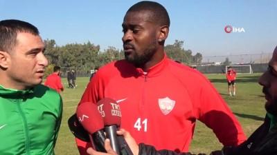 Lider Hatayspor, Adanaspor maçına hazırlanıyor