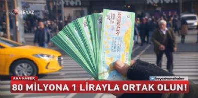 80 milyona 1 lirayla ortak olun!